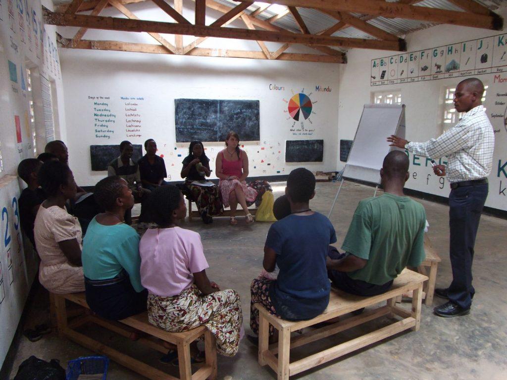 Programmes Sponsor a pre-school teacher