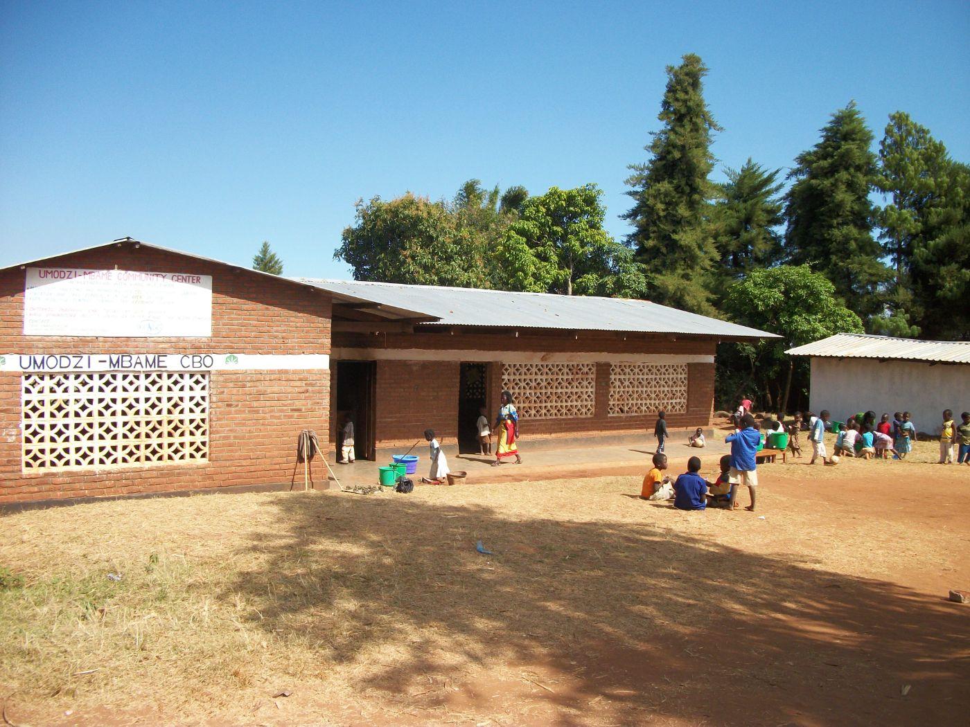 Umodzi School instead of Construction Masuku centre photo