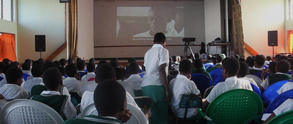 B'ella film screening Homepage
